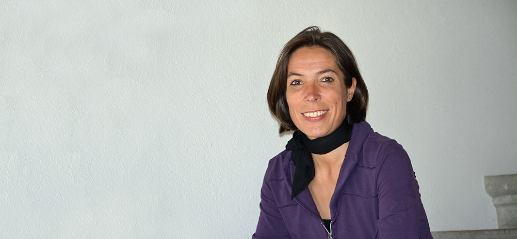 Monika Heeb – Geschäftsführerin